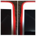 LEPLUSのガラスフィルムをiPhone6に貼ってみました